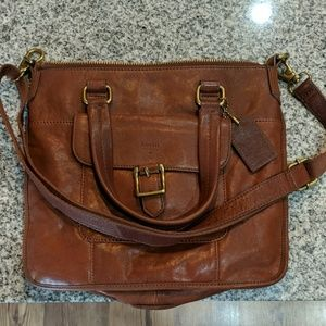 New Fossil purse